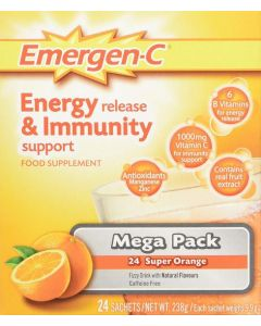 Emergen-C Orange-24 sachets