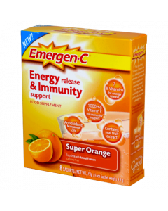 Emergen-C Orange 8 sachets