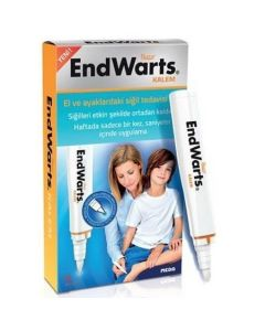 EndWarts Treatment Pen for Hands & Feet