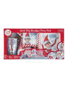 The Elf on The Shelf North Pole Breakfast Party Pack