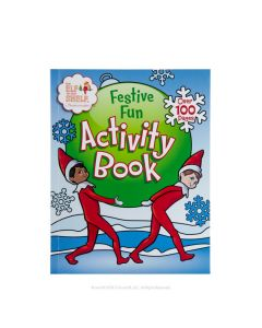 The Elf on The Shelf Festive Fun Activity Book