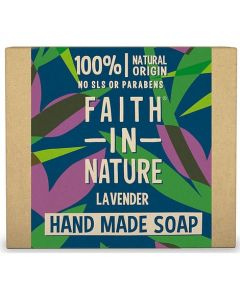 Faith in Nature Bar Soap 100g-Lavender