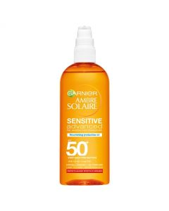 Garnier Ambre Solaire Sensitive Advanced Nutritive Protecting Oil