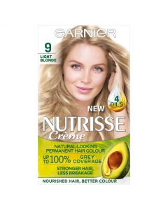 Garnier Nutrisse Creme Light Natural Blonde 9