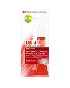 Garnier UltraLift Anti-Wrinkle and Firming Eye Cream 15ml