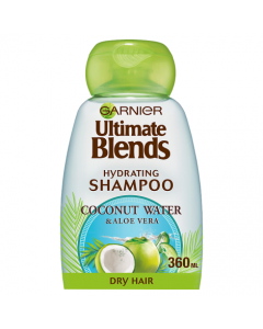 Garnier Ultimate Blends Coconut Water Dry Hair Shampoo 360ml