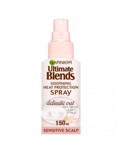 Garnier Ultimate Blends Oat Milk Heat Protection Spray 150ml