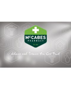 McCabes Pharmacy Gift Card
