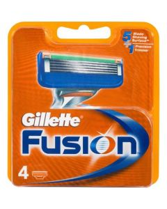 Gillette Fusion Manual Blades 4
