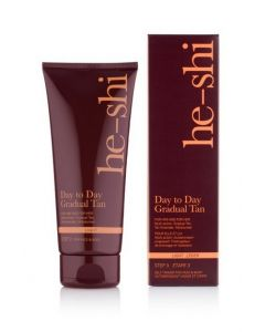 He Shi Day to Day Gradual Tan 200ml - Light