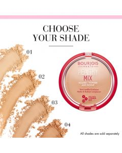 Bourjois Healthy Mix Powder Anti Fatigue Shades