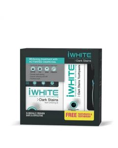 IWhite Dark Stains Teeth Whitening Gift Set Kit