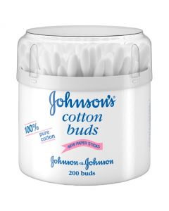 Johnsons Baby Cotton Buds-200
