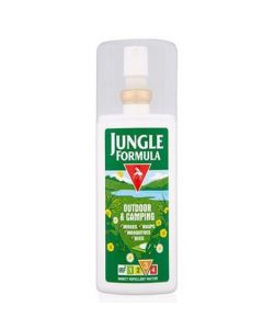 Jungle Formula Outdoor & Camping Pump 90ml