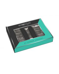 Kennedy & Co. Mens Facecare Trio Gift Set