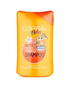 L'Oreal Kids Extra Gentle 2-in-1 Tropical Mango Shampoo 250ml