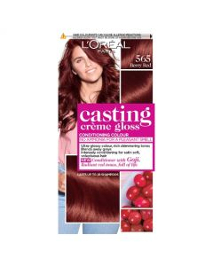 L'Oreal Casting Creme Gloss 565 Berry Red Semi Permanent Hair Dye
