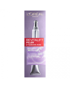 L'Oreal Paris Revitalift Filler Renew Eye Cream 15ml