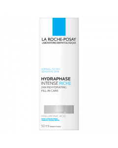 La Roche-Posay Hydraphase Intense Riche - 50ml