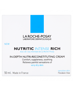 La Roche-Posay Nutritic Intense Rich Pot - 50ml