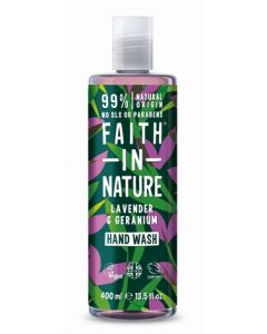 Faith in Nature Handwash 400ml-Lavendar & Geranium