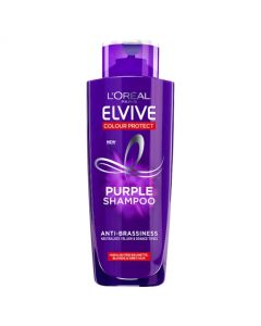 L'Oreal Paris Elvive Colour Protect Anti-Brassiness Purple Shampoo 200ml