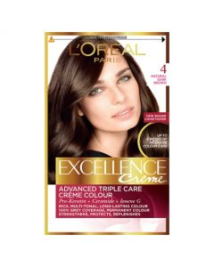 Loreal Excellence Creme 04 Natural Dark Brown