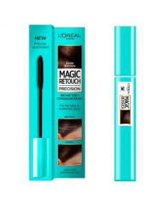 L'Oreal Paris Magic Retouch Dark Brown Precision Instant Grey Concealer Brush