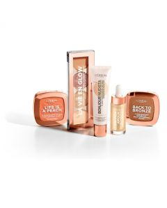 L'Oreal Paris Bonjour Nudista Product range