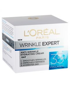 Loreal Paris De Wrinkle Expert 35 + Collagen Day Cream 50ml