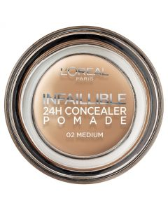 L'Oreal Paris Infallible Concealer Pomade-02 Medium