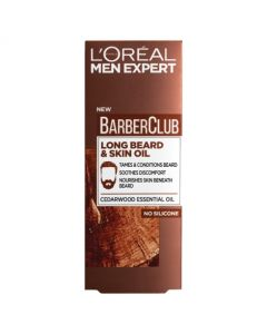 Loreal Paris Men Expert Barber Club Long Beard & Skin Oil