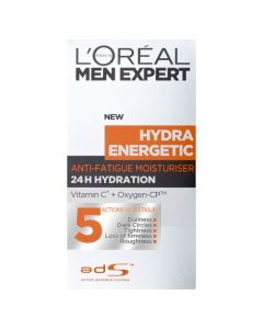 Loreal Paris Men Expert Hydra Energetic Daily Moisturiser 50ml