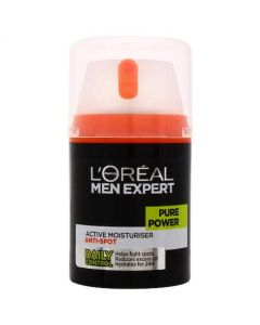 Loreal Paris Men Expert Pure Power Active Moisturiser 50ml