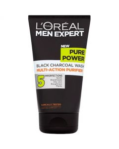 Loreal Paris Men Expert Pure Power Charcoal Wash 150ml