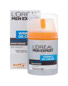 Loreal Paris Men Expert Wrinkle Decrease Moisturiser 50ml