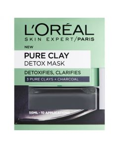 Loreal Paris Pure Clay Detox Mask 50ml