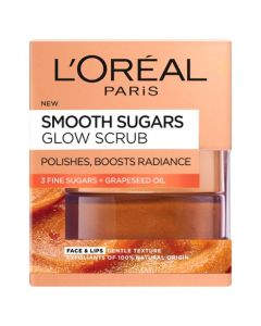 Loreal Paris Smooth Sugars Glow Scrub