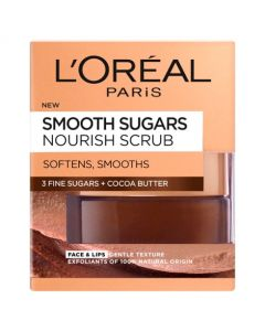 Loreal Paris Smooth Sugars Nourish Scrub