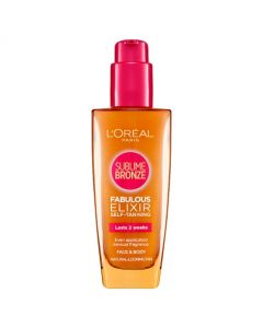 Loreal Paris Sublime Bronze Self-Tanning Elixir 100ml