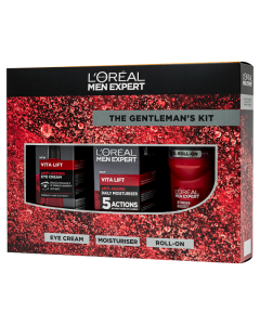 L'Oreal Paris Men Expert The Gentleman's Anti-Ageing Gift Set For Him