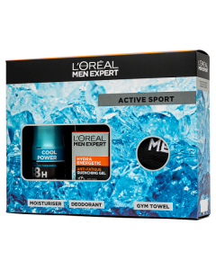 L'Oreal Paris Men Expert Active Sport Gift Set For Him