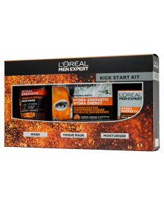 L'Oreal Paris Men Expert Kick Start Gift Set For Him