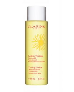Clarins Toning Lotion Normal to Dry Skin 200ml