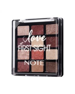 NOTE Love At First Sight Eyeshadow Palette 202 Instant Lovers