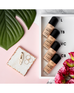 LUXE COVER UP HD MINERAL FOUNDATION
