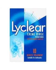 Lyclear Shampoo Twin Pack- 2x 59ml