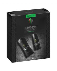 Lynx Africa Duo Gift Set