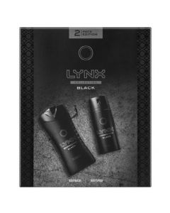 Lynx Black Duo Gift Set