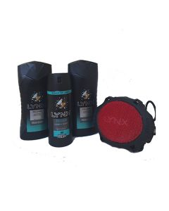 Lynx Ice Chill & Collision Gift Set
